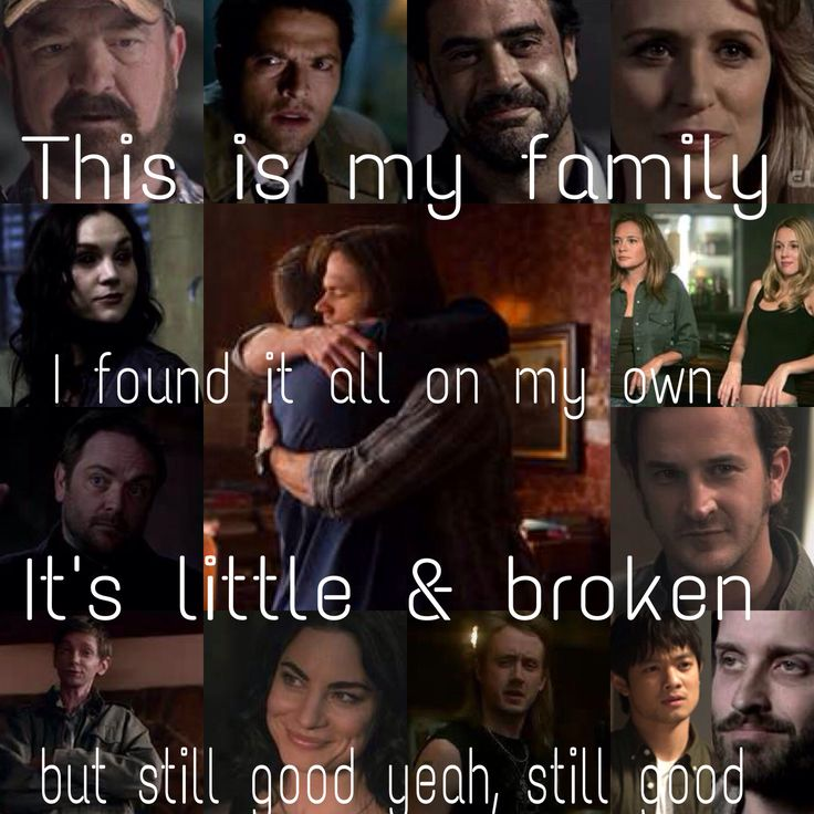 Supernatural Quotes Family Don T End With Blood: 1000+ Images About Supernatural On Pinterest