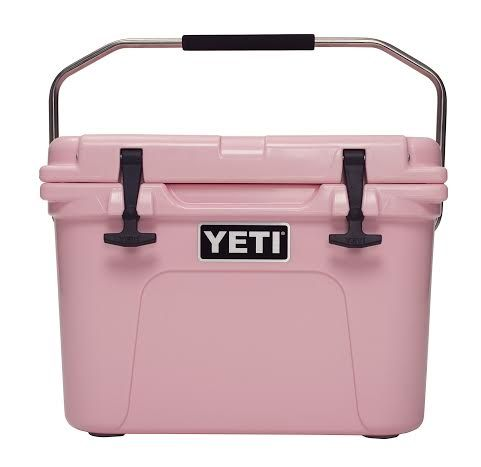 Support Breast Cancer with this Limited Edition Pink Yeti Cooler!