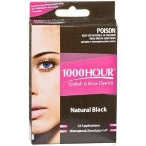 Thinking on saving some money on mascara? Get the makeup look with 1000 Hour Eyelash Black eye lash tinting kit. Follow the link to learn more about the product and where to get it. #1000hour #eyelashdye #blacklashes #eyelashtintingkit #eyelashtints #eyelashcolor #eyelashes #lash #nz #newzealand