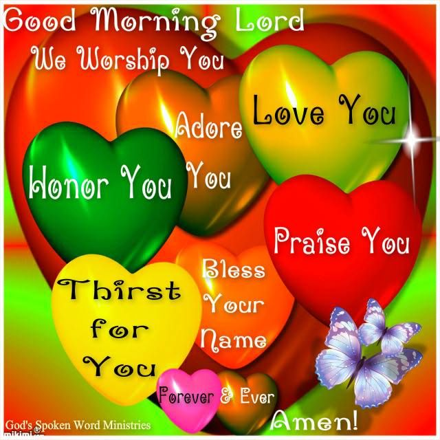 Bast Love Pictures With Good Morning: 17 Best Images About Good Morning Jesus On Pinterest