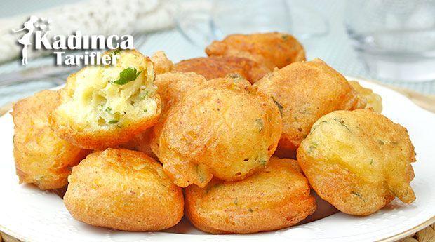 Kahvaltılık Peynirli Lokma Tarifi | Kadınca Tarifler | Kolay ve Nefis Yemek Tarifleri Sitesi - Oktay Usta