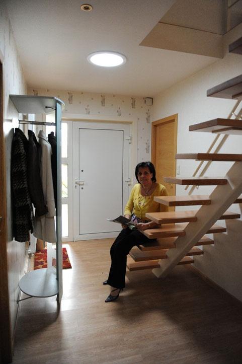 25 beste idee n over donkere gang op pinterest smalle gangen witte hal en inkomsthal decor - Deco gang huis ...