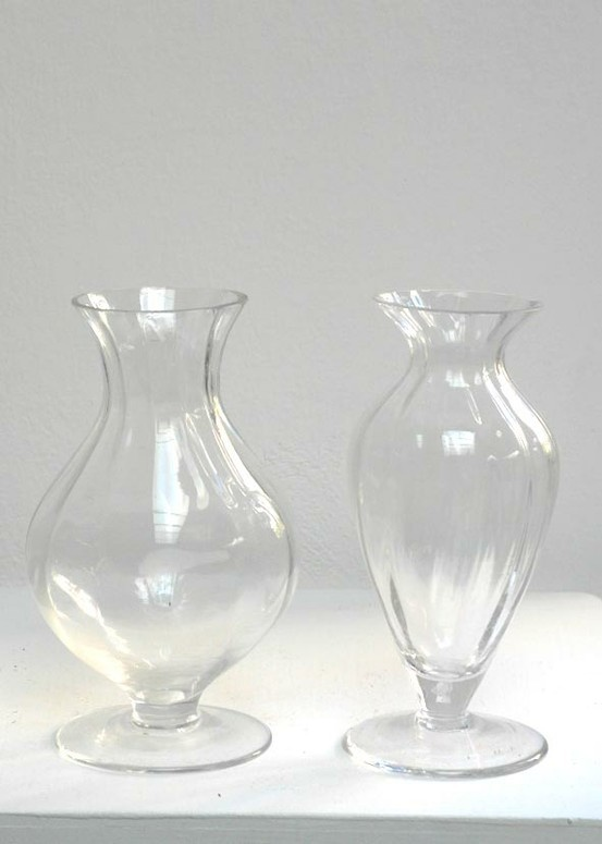 vintage glass (mix pcs 100)