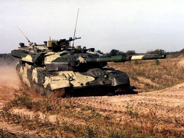 T-84 Main Battle Tank (Ukraine)
