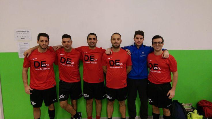 """Fußball-Turnier """"Fürstenberg Business Cup 2014"""" am 14.12.2014 im SoccerCenter VS - der Soccerhalle im Schwarzwald."""