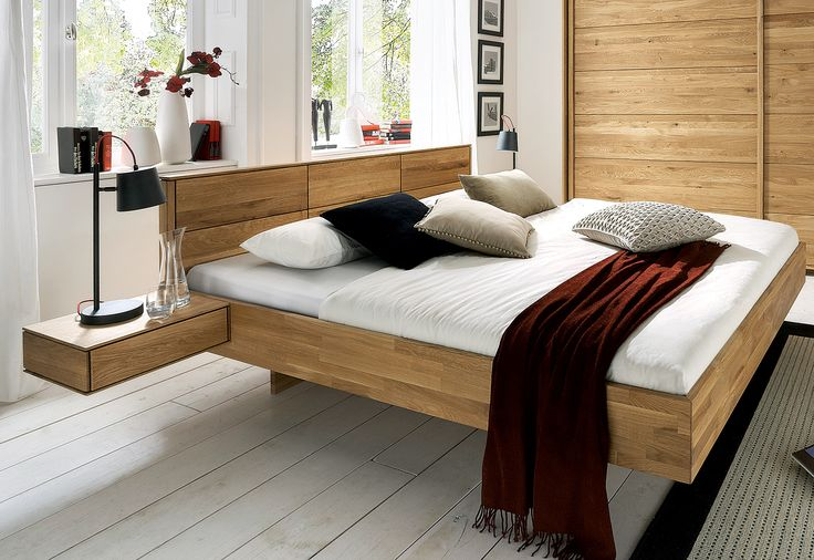 die besten 17 ideen zu floating bed frame auf pinterest hochbett und selbstgemachte bettrahmen. Black Bedroom Furniture Sets. Home Design Ideas