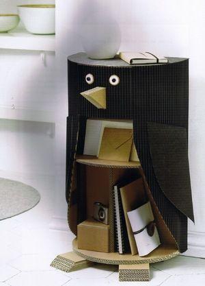 Lisa Fontanarosa Collection :: Claude Jeantet :: Pinguin cabinet