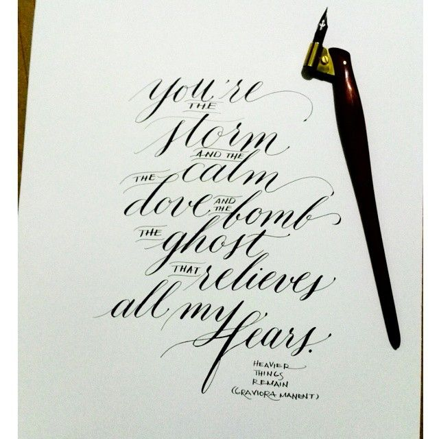 17 best images about penmanship on pinterest typography Speedball calligraphy nibs