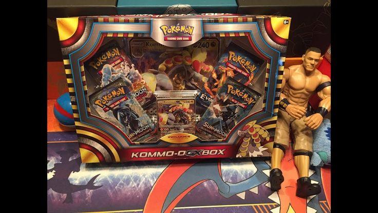 Opening A Kommo-o GX Collection Box!