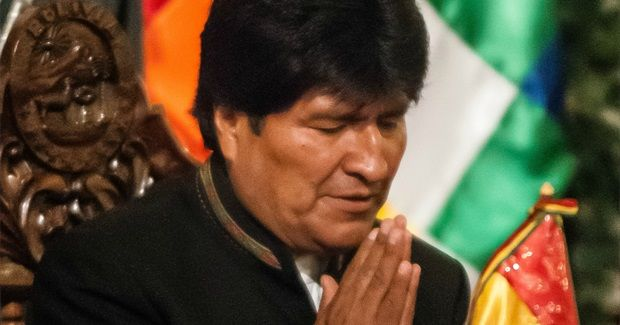 "Bolivia's national contribution to the COP 21 describes capitalism as ""a system of death"" that has to be destroyed to protect humanity and Mother Earth. EurActiv France reports. By Cécile Barbière ... http://winstonclose.me/2015/10/31/bolivia-for-a-lasting-solution-to-the-climate-crisis-we-must-destroy-capitalism-written-by-cecile-barbiere/"