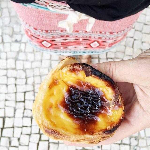 #pasteis #belem #cakes #lisbon #portugal #travels masalladelrosaoazul.com
