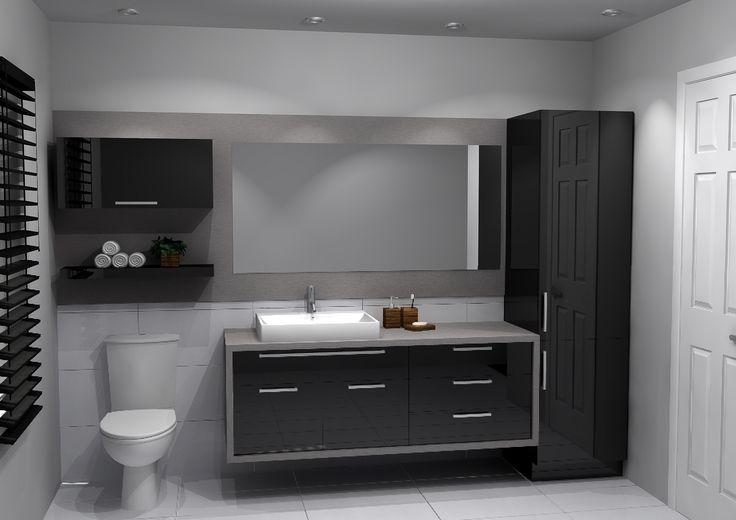 salle de bain québec | ... salle de bain - Kulina armoires de cuisine et salle…