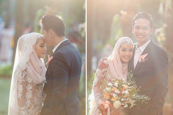 Pernikahan Outdoor ala Anya dan Sandy - SA5