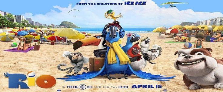 Rio (2011) Watch Online Animated Movies On Movies4u.pro