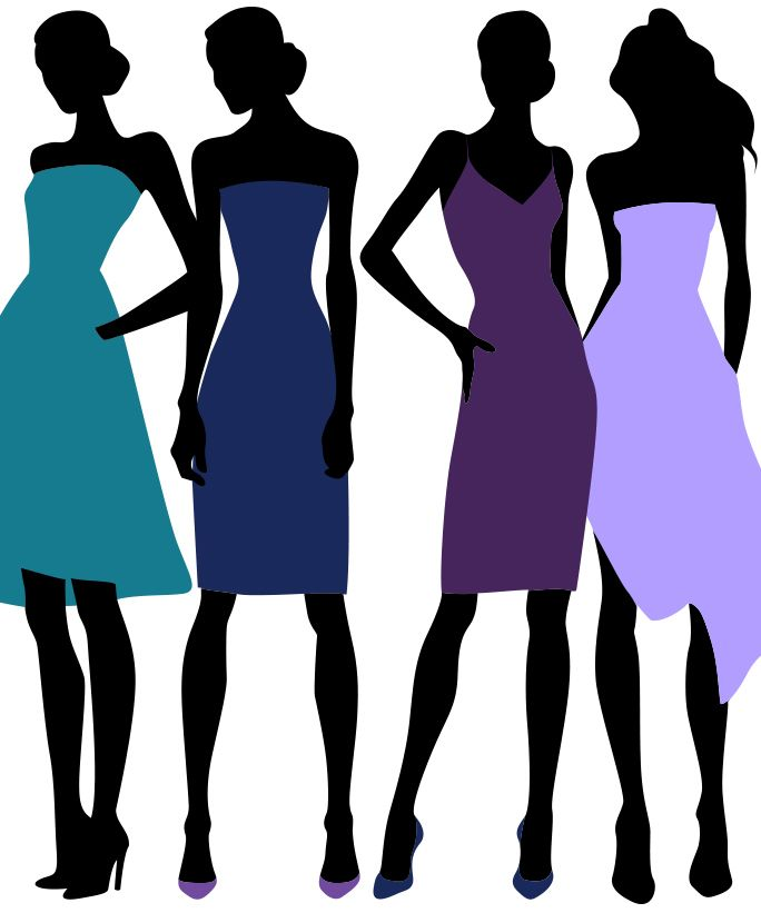How to Find the Best Dress for Your Body Type from InStyle.com