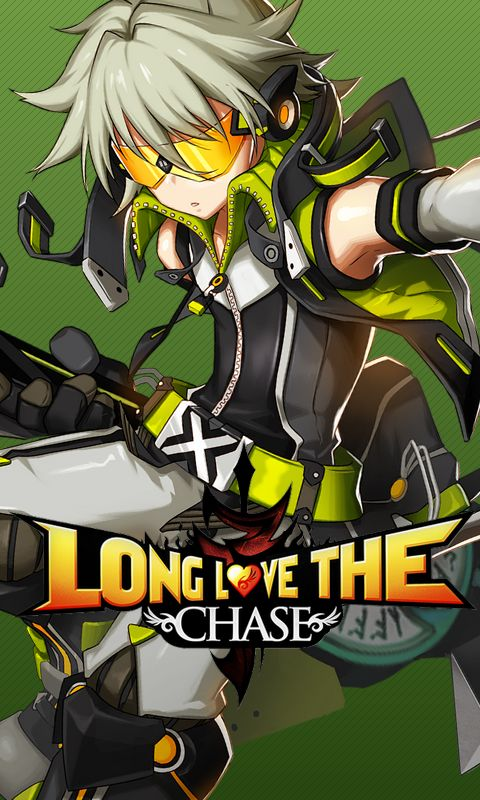 Lupus - Grand Chase (Wallpaper LongLoveTheChase) for smartphone. Todos os direitos reservados à KOG Games.