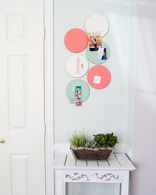 1000 images about organized reuse on pinterest pot lids for Ikea cork board