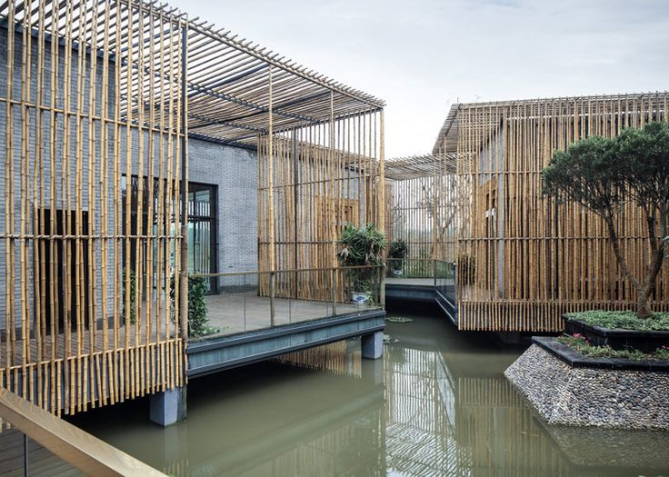 This Floating Tea House In Yangzhou By Chinese Architects