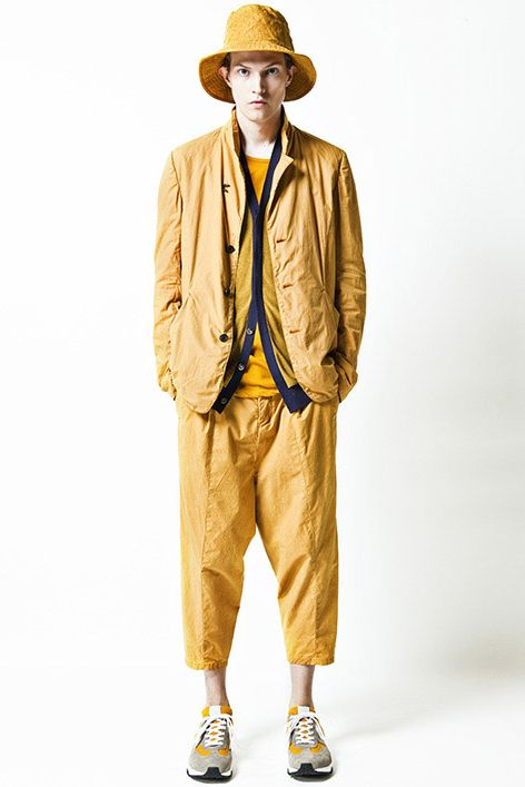 Attachment by Kazuyuki Kumagai 2015 Spring/Summer Lookbook | Hypebeast
