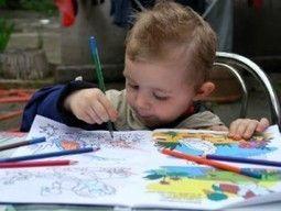 Leren schrijven begint met goede potloodgreep | Thuis in onderwijs | schrift en schrijfmotoriek in de kleuterschool | Scoop.it