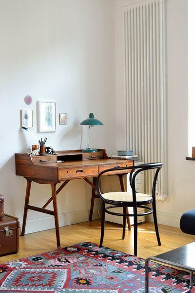 """Kelim Teppiche sind einfach ein absolutes """"Must Have"""", wenn es darum geht Räume im Industrie Stil einzurichten. http://www.teppich-jordan.de/kelim.html"""