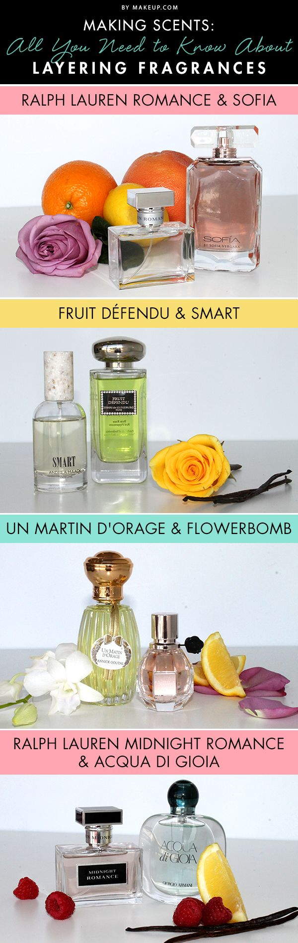 When you layer fragrances, the scents should complement each other, not fight each other! Here's how to layer your perfume properly.