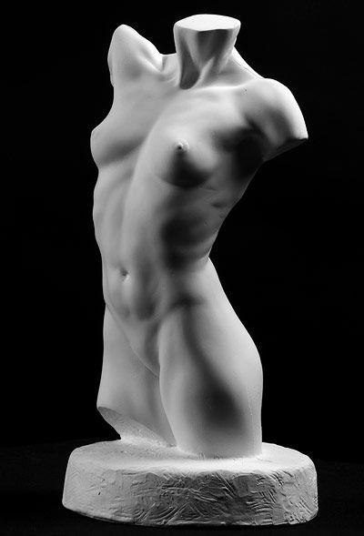 stone sculpture | Stone Sculptures, Full Figure Portrait Sculpting by Philippe Faraut