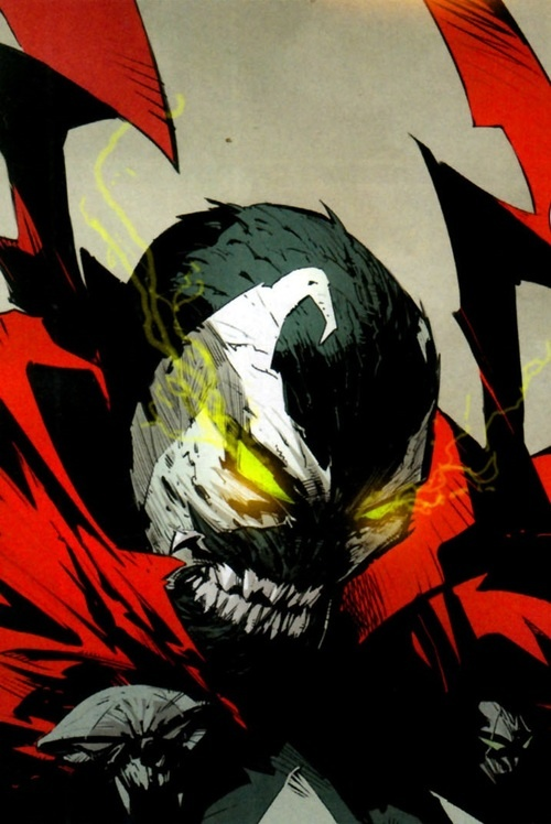 #Spawn #marvel