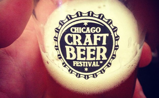 2013 Chicago Craft Beer Festival