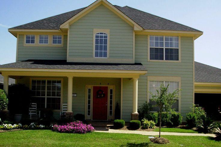 17 best ideas about exterior paint color combinations on pinterest exterior paint combinations. Black Bedroom Furniture Sets. Home Design Ideas