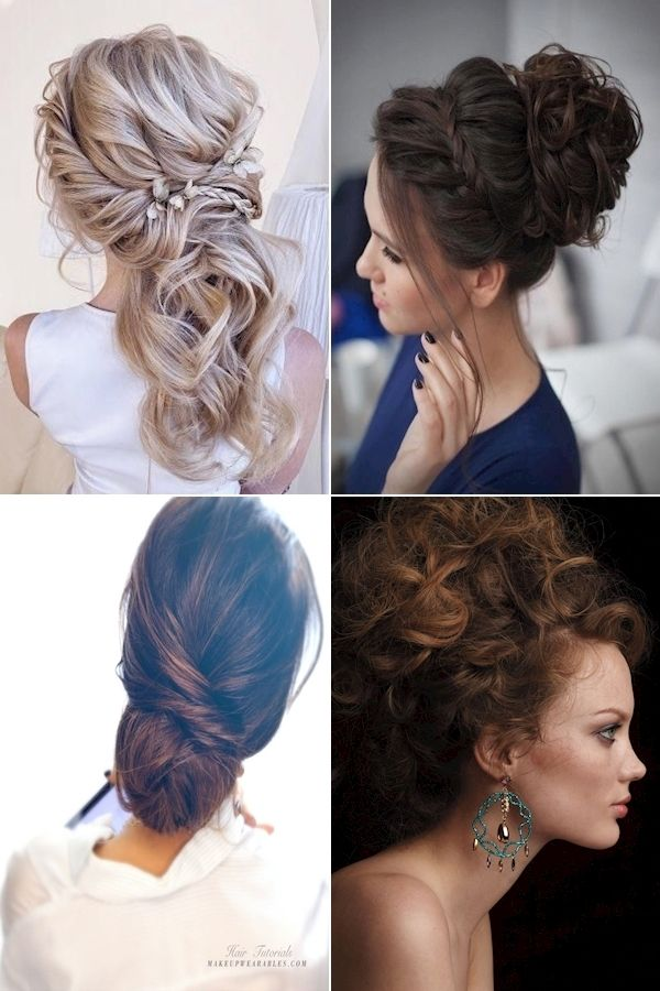 Ladies Hair Style Gorgeous Long Hairstyles Pictures Of Updos In 2020 Long Hair Styles Hair Styles Hair Pictures