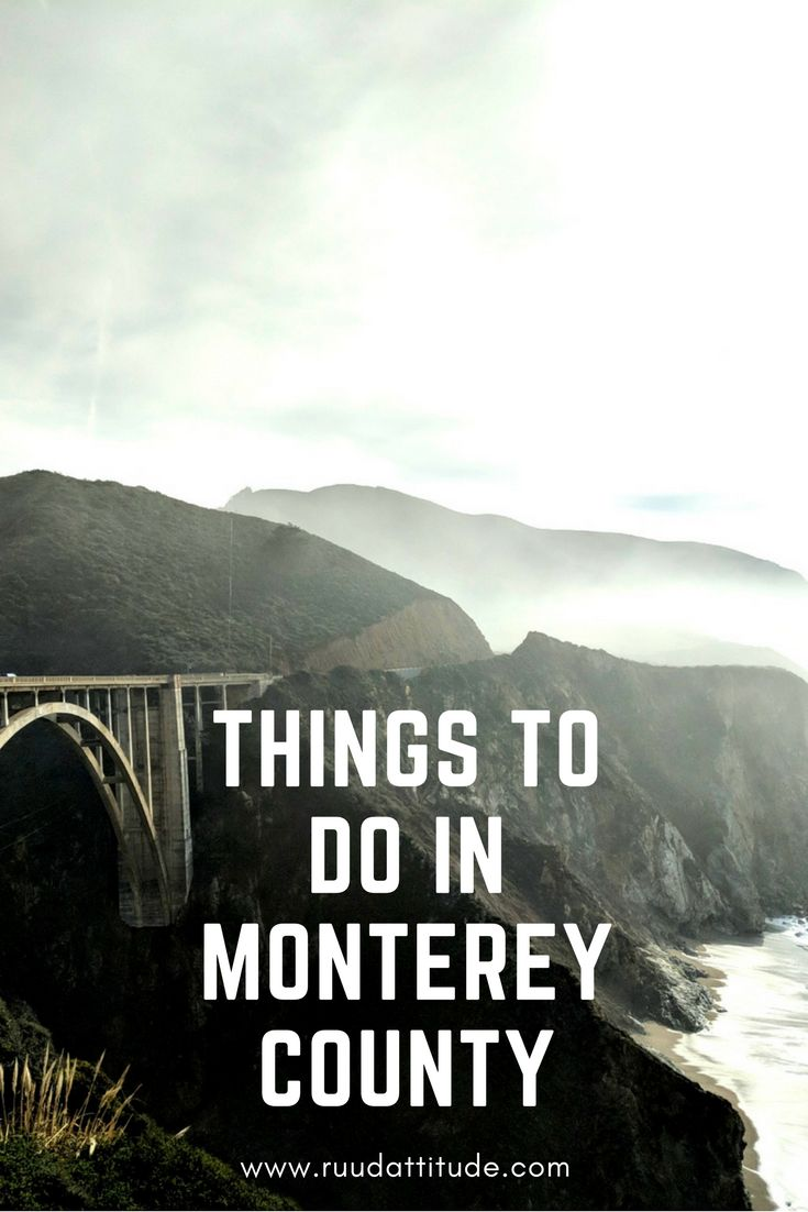 Things To Do, Monterey County, California, Big Sur, Carmel-by-the-Sea, Bixby Bridge, Point Lobos, wine tasting