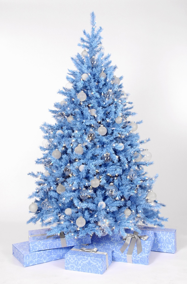 Blue christmas trees decorating ideas - Blue Christmas Blue Christmas Treeschristmas Tree Decorationsxmas