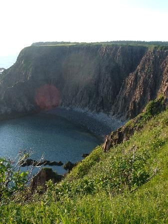 Southwest Head, Grand Manan New Brunswick Canada
