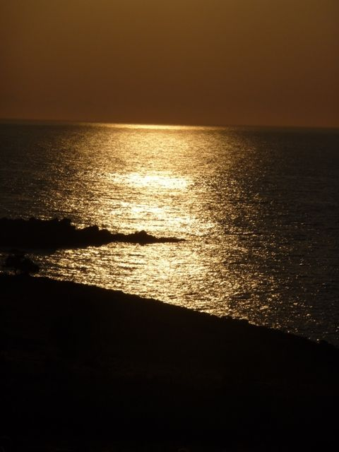 #sunset #panormos #rethymno #crete #greece
