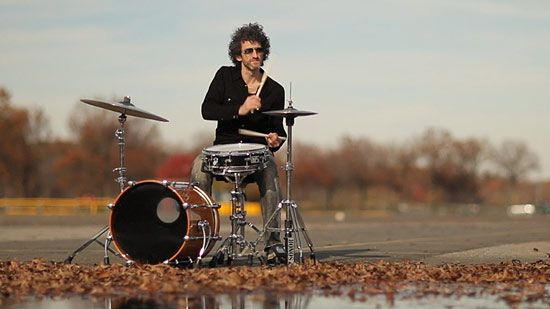 Drummerworld.com _  *.* Jojo Mayer *.*