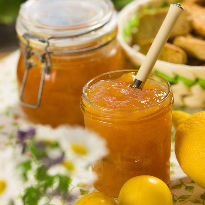 Plommonmarmelad med ingefära – recept