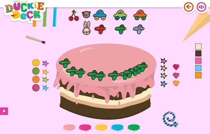 cake games for girls