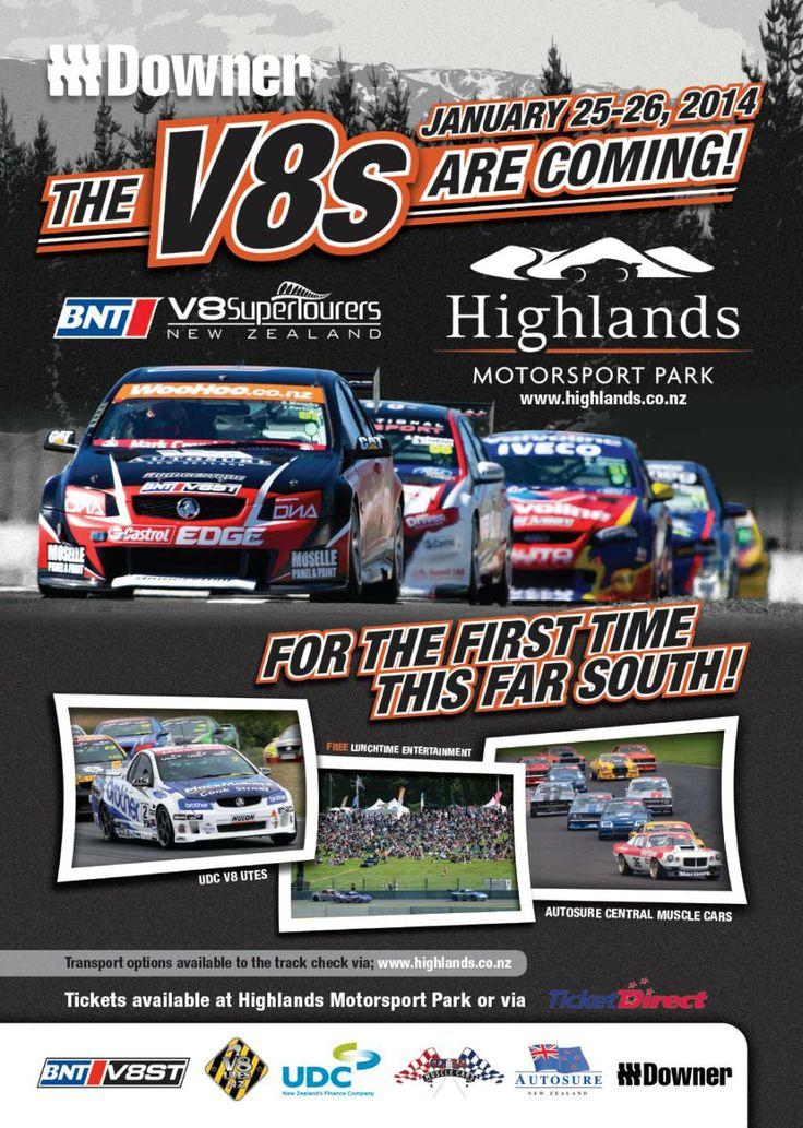 Best Highland Motor Sport Park T Quinn Cromwell Otago New