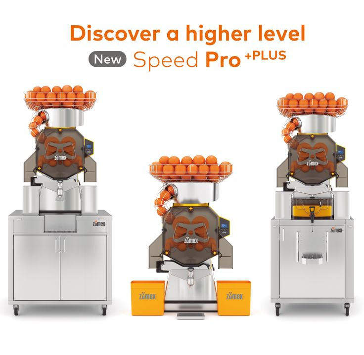 Speed Pro +Plus expands the possibilities for your business.