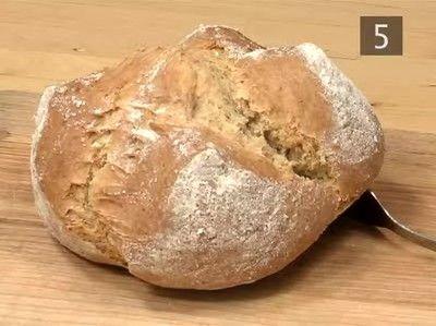 Ír sütőporos kenyér - A főzés tudománya