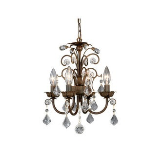 57 best chandeliers images on pinterest crystal chandeliers mini chandelier and bathroom - Small bathroom chandelier crystal ...
