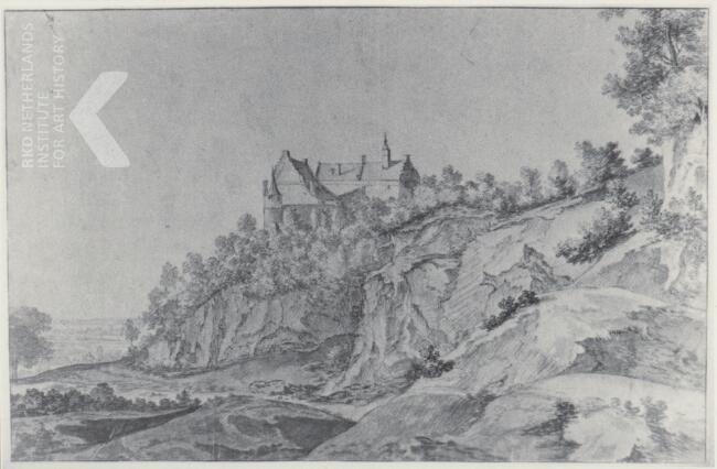 Joris van der Haagen, Hoeve Lichtenberg 1650-1652