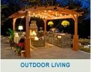 Gazebo- this site has lots of online designs. www.horizonstructures.com for several different types of outdoor structures.