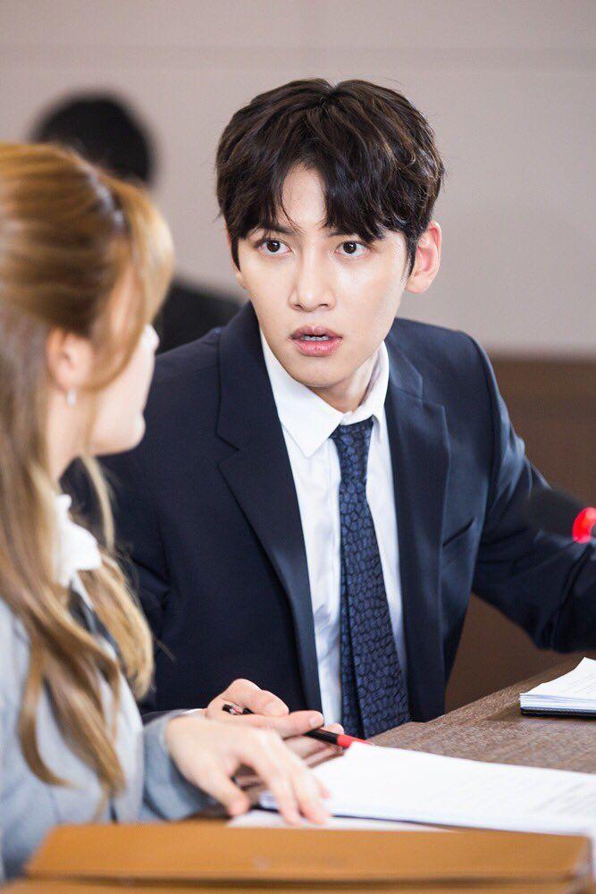 """Ji Chang Wook,  """"Suspicious Partner"""" May /2017"""