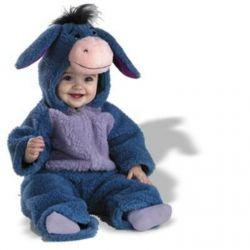 Baby Eeyore Plush Bodysui animal baby