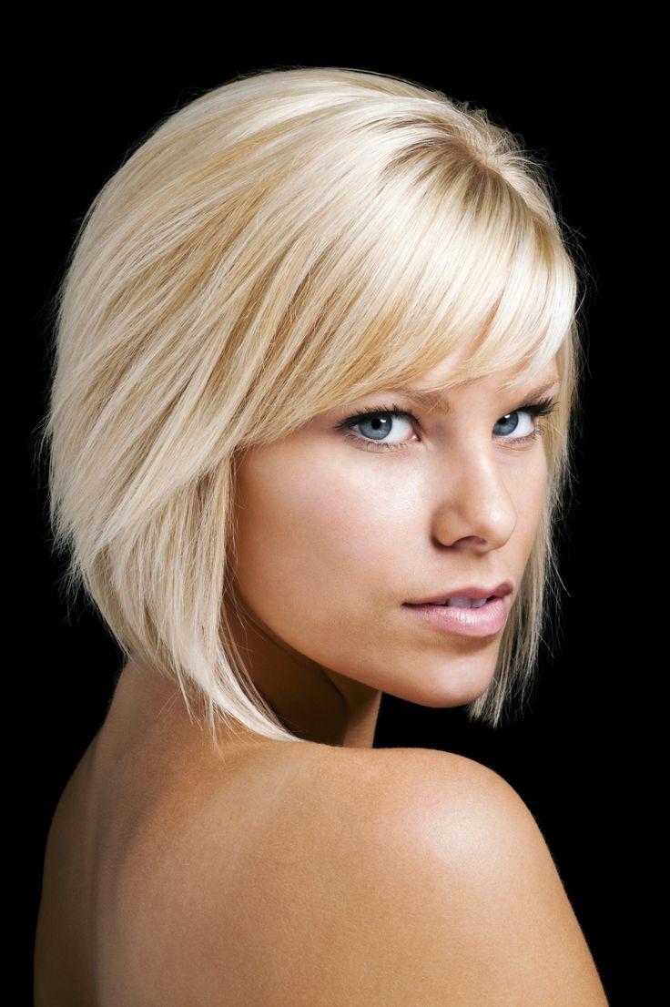 acconciature per i capelli biondo platino