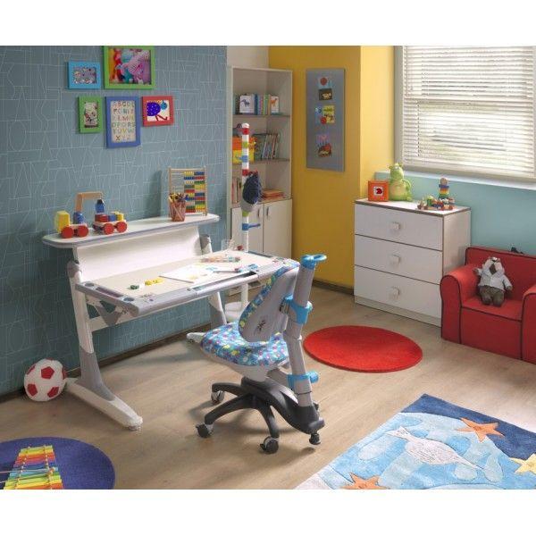 Cilek Ergo Schreibtisch MITWACHSEND UND ERGONOMISCH Die ERGO Kollketion der Firma Cilek ist nicht nur funktionell, sondern in erster Linie für die Gesundheit der Kinder designt. Alle Schreibtischstühle und auch die... #schreibtische #kinder #cilek