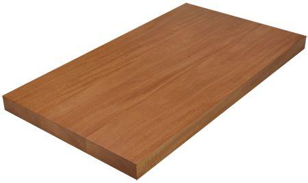 Genuine Mahogany Wide Plank Countertops | The Hardwood Lumber Company