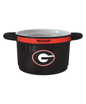 This Georgia Game Time 23-Oz. Bowl by Boelter Brands is perfect! #zulilyfinds